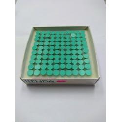 Гуми за полиране диск - зелени - KENDA